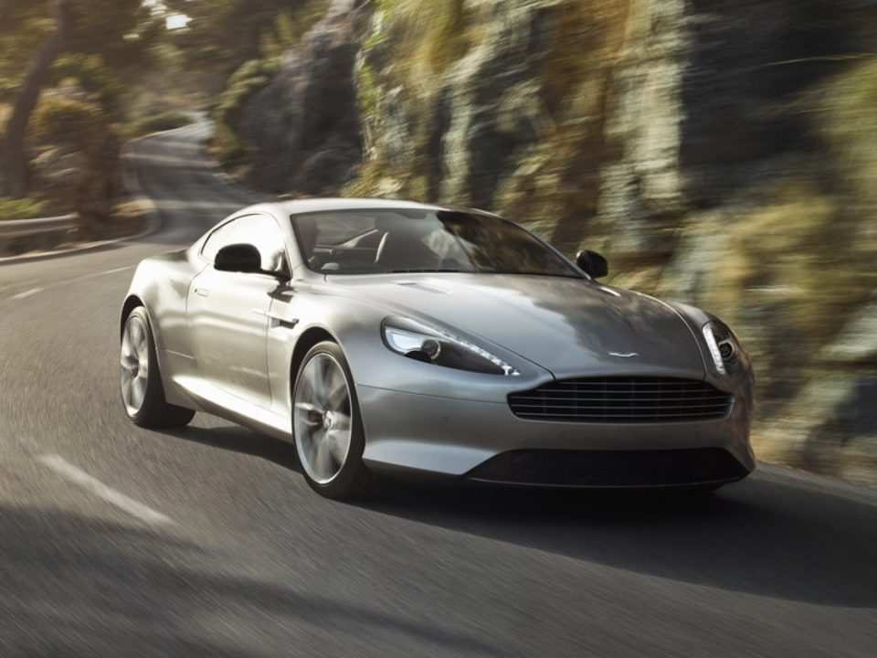 Broker Samochodowy Aston Martin DB9 Select Automotive