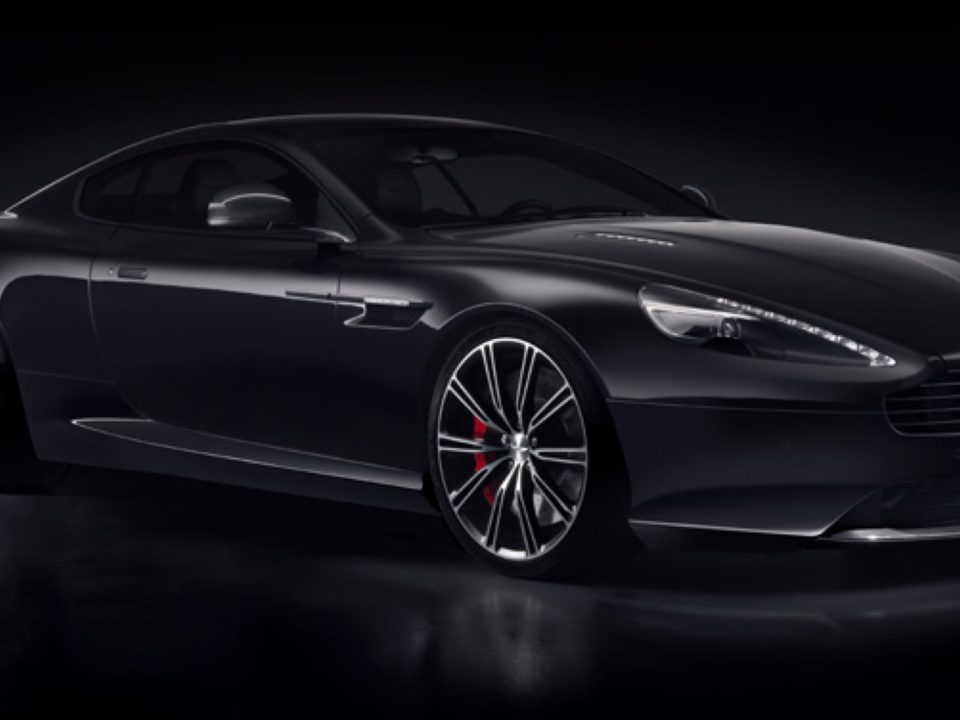 Broker Samochodowy Aston Martin DBS Select Automotive