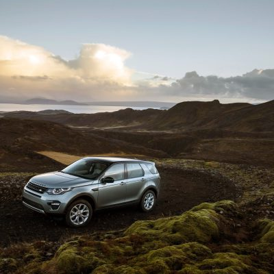 Broker Samochodowy Land Rover Discovery Sport Select Automotive góry