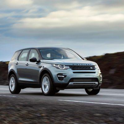 Broker Samochodowy Land Rover Discovery Sport Select Automotive przód