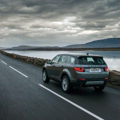 Broker Samochodowy Land Rover Discovery Sport Select Automotive tył