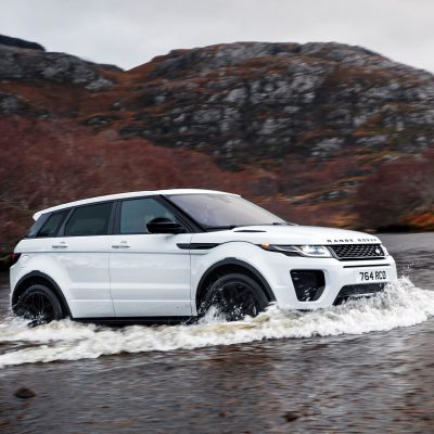 Broker Samochodowy Range Rover Evoque Select Automotive Biały Woda