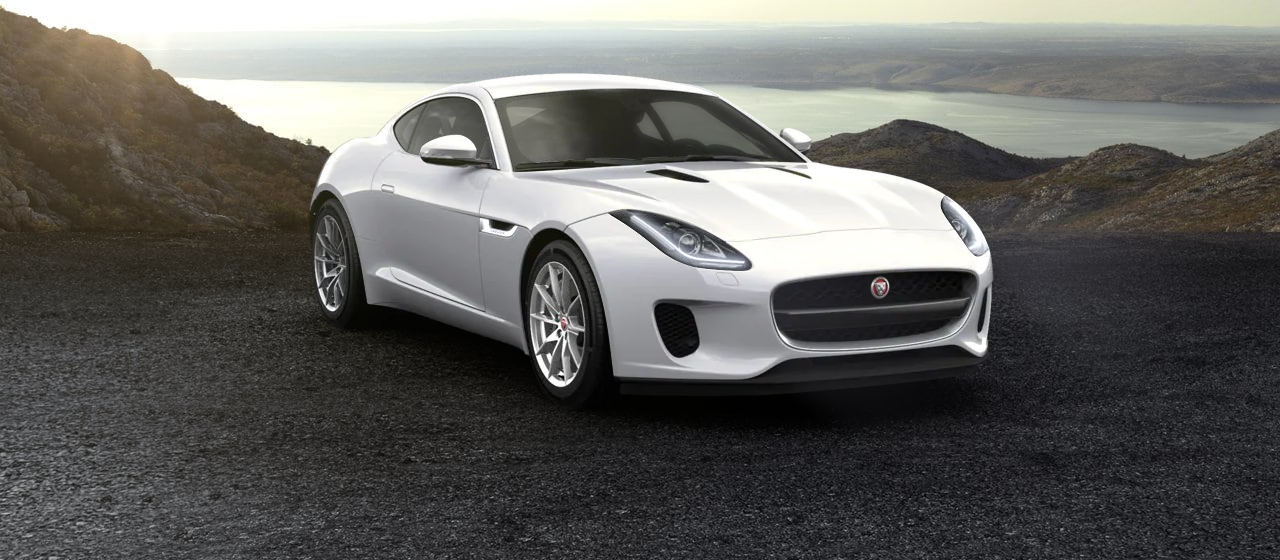 jaguar f-type 2.0 exterior
