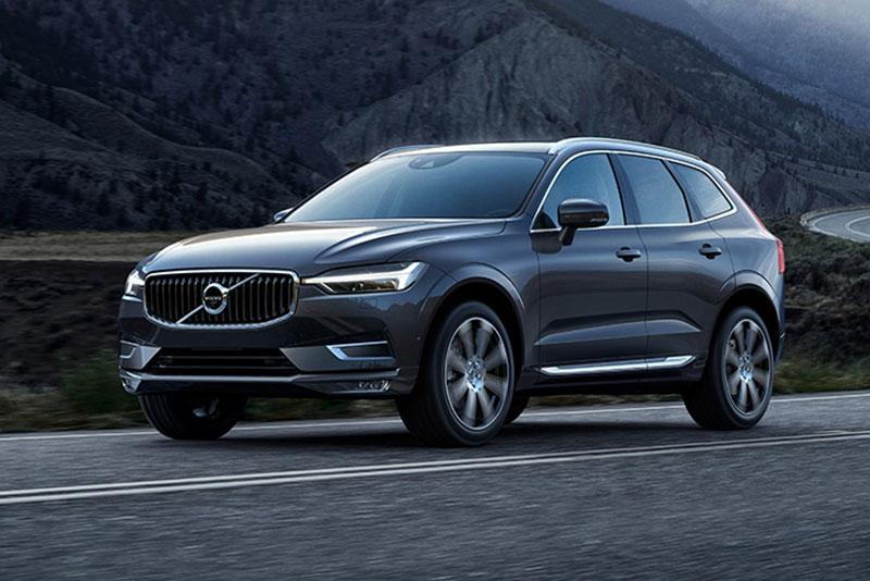 Broker Samochodowy Volvo XC60 Select Automotive