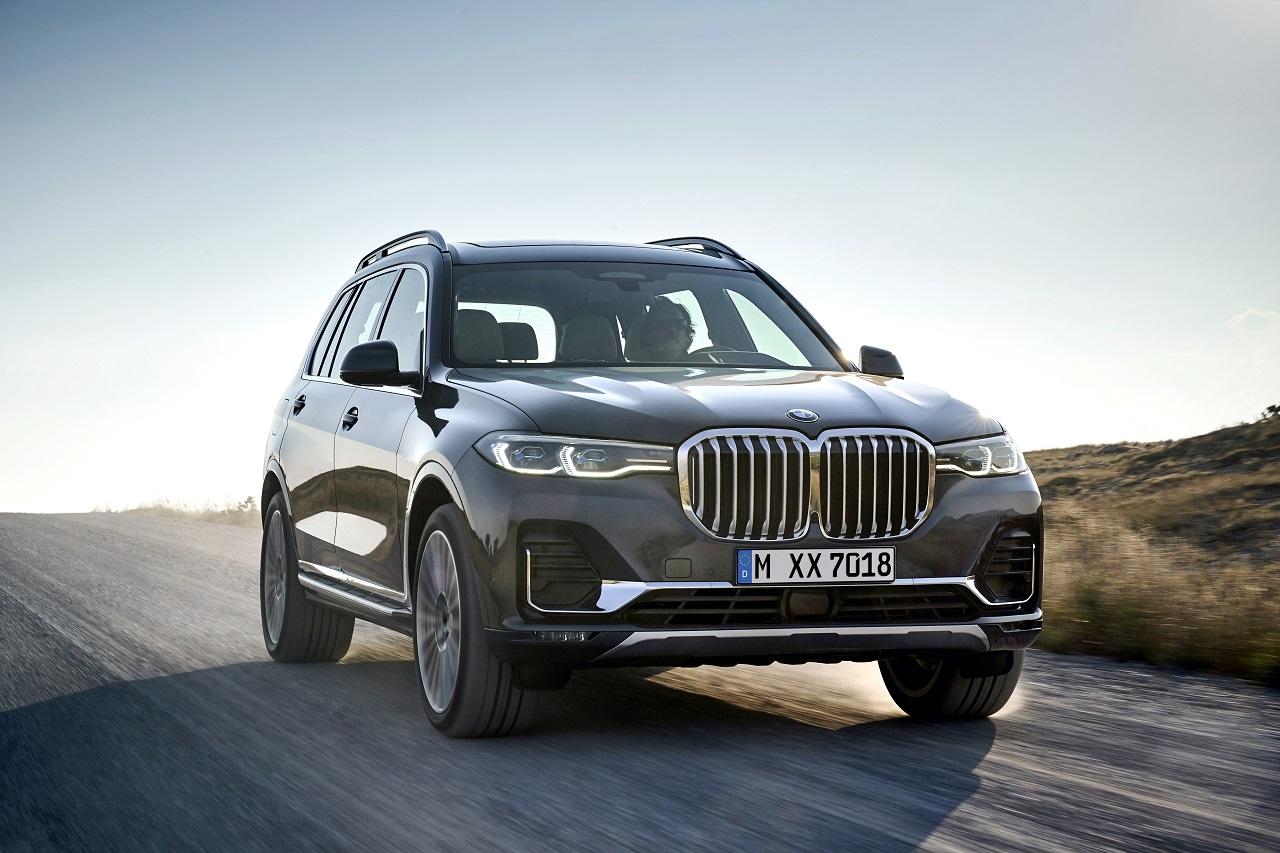 BMW serii X7